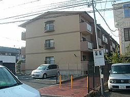 ベイリーフマンション[102号室]の外観
