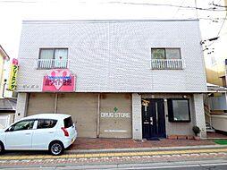 長野県長野市大字南長野諏訪町の賃貸アパートの外観