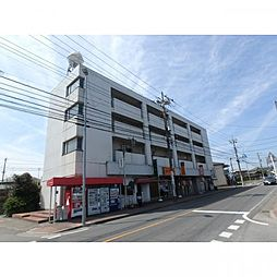 埼玉県東松山市松葉町1丁目の賃貸アパートの外観