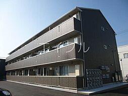 ディアコート・フジ[1階]の外観