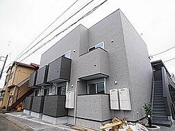 グレイス北松戸[203号室]の外観