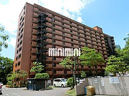 ライオンズマンション八事ガーデン壱番館[3階]の外観