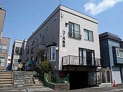 コーポ島田[3階]の外観