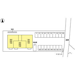 (仮)D-room元町[301号室]の外観