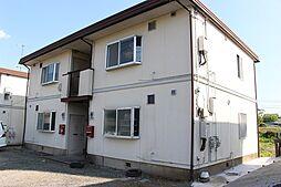 サニーハイツA[2階]の外観