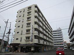 松山西ハイツ[707号室]の外観