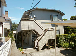 埼玉県所沢市西新井町の賃貸マンションの外観