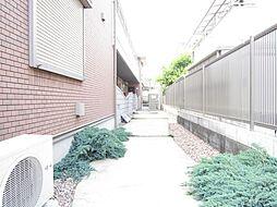 コンフォートHinano[1階]の外観