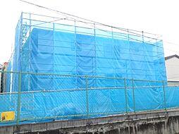 神奈川県横浜市鶴見区江ケ崎町の賃貸アパートの外観