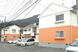 広島県広島市安佐南区八木3丁目の賃貸アパートの外観