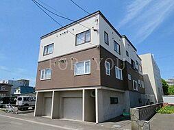 マーテン東札幌[1階]の外観