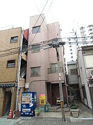 浜本マンション[4階]の外観