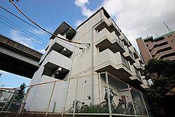 沖田ビル[4階]の外観