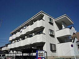 メゾンA4[3階]の外観