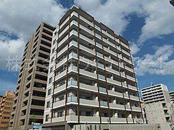 北海道札幌市中央区北二条西14丁目の賃貸マンションの外観