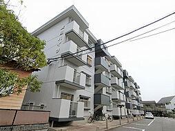 森田ハイツ[302号室]の外観
