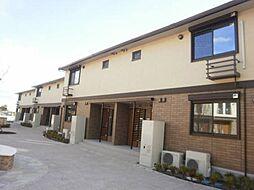 兵庫県加西市北条町東高室の賃貸アパートの外観
