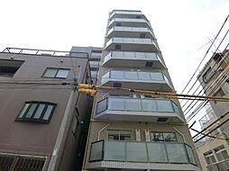 レオーネ三ノ輪[8階]の外観