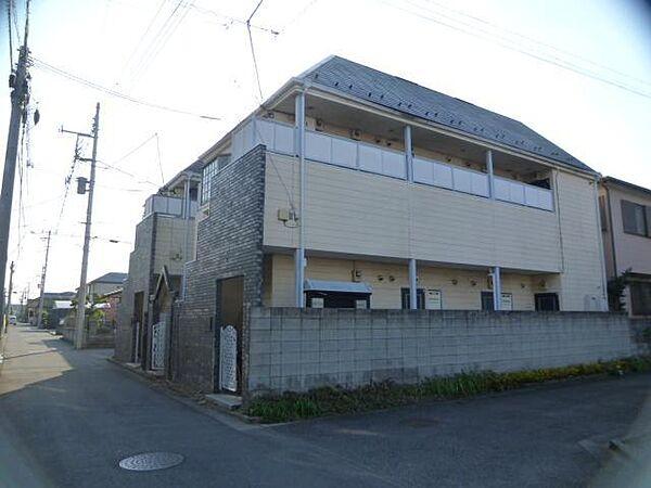 アートパレス川越No,3[201号室]の外観