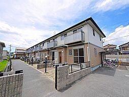 [テラスハウス] 奈良県奈良市四条大路3丁目 の賃貸【/】の外観