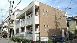 兵庫県尼崎市瓦宮2丁目の賃貸アパートの外観