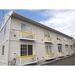 静岡県駿東郡長泉町中土狩の賃貸アパートの外観