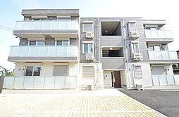 クレアーレ高峯B棟[3階]の外観