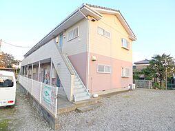 中村コーポII[202号室]の外観