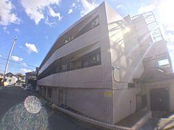 ブランシュ天王台[305号室]の外観