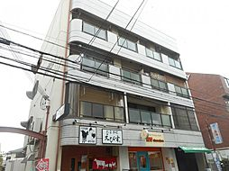 大阪府堺市中区深井沢町の賃貸マンションの外観