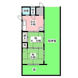 [一戸建] 愛知県名古屋市緑区曽根3丁目 の賃貸【/】の間取り