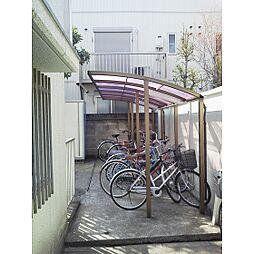 モナークマンション桜上水[0108号室]の外観