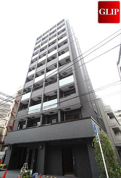 Le'a横濱戸部駅前[1102号室]の外観