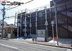 リブリ・砂田橋[2階]の外観