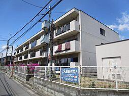 埼玉県さいたま市緑区三室の賃貸マンションの外観
