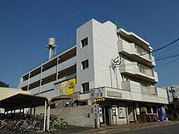 福岡県北九州市小倉南区若園4丁目の賃貸マンションの外観