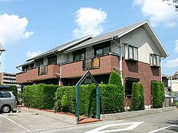 [テラスハウス] 大阪府豊中市向丘2丁目 の賃貸【/】の外観