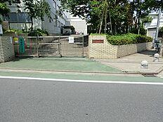 練馬区立上石神井中学校