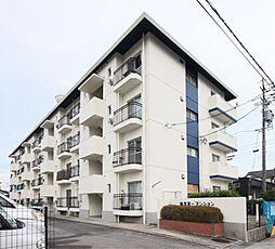浦里第一マンション[3階]の外観