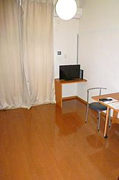 レオパレスパストラルの室内