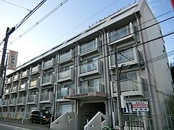 西駅前吉田マンション[1階]の外観