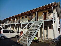 ピアコート城ケ崎[102号室]の外観