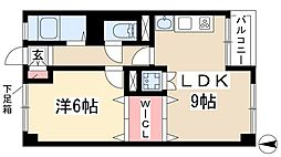 いりなか駅 5.1万円