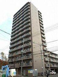 北海道札幌市北区北十五条西3の賃貸マンションの外観