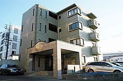 美サイレントマンション2[4階]の外観