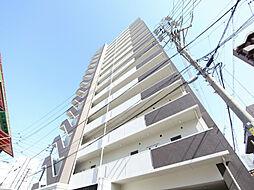 愛知県名古屋市中村区則武本通3丁目の賃貸マンションの外観