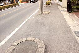 前面道路が12.0mのため駐車が苦手な方も駐車がしやすそう