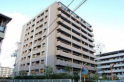 茨木松ヶ本パークホームズ[8階]の外観