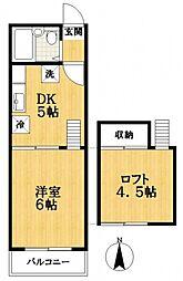 一之江駅 5.4万円