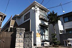 ディアコート菅野[2階]の外観